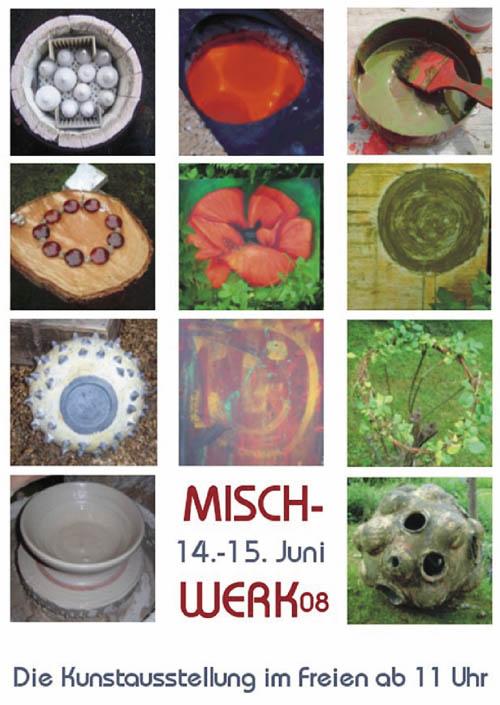 Ausstellung Mischwerk 08