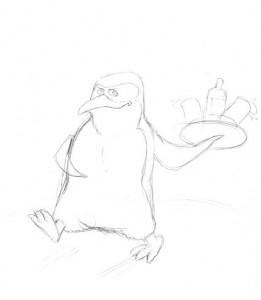 pinguin-skizze-von-angel-miguelez