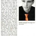 Bericht über Kinderreime im Eitorfer Mitteilungsblatt