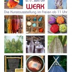 Reime-Lesung auf Eitorfer Kunst-Ausstellung