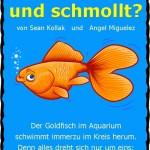 Kinderreim über den selbstverliebten Goldfisch
