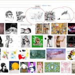 Illustrationen in der Google Bildersuche