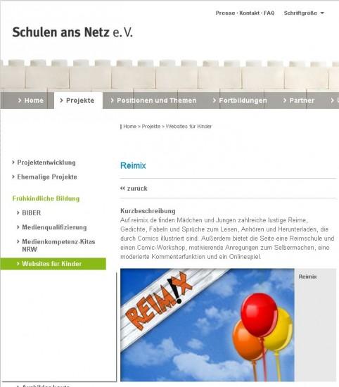 Schulen ans Netz