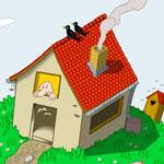 Haus und Häuschen