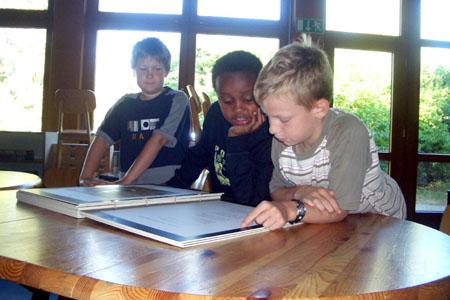 Lesung an der Grundschule Harmonie erfolgreich