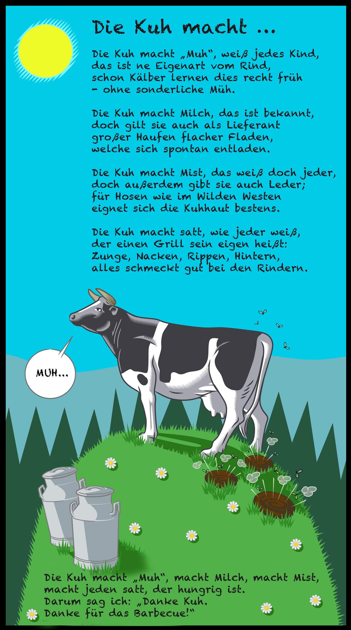 Gedicht lustig wetter